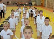 Előkészítő csoportok összevont edzése...